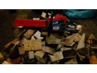 Mitox chainsaw large saw like new £150