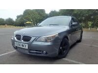 BMW 530d 2007-LCI-Sport**MAY P/X**DIESEL-AUTOMATIC**TOP OF THE RANGE- EXCELLENT CONDITION**FULL MOT