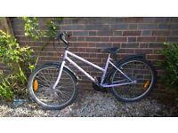 Hawk Trakatak Ladies/Girls Mountain Bike