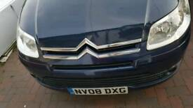 Citroen c4 spares or repair
