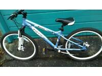 Cerrera woman's mountain bike