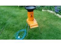 Al-ko H1100 Electric chipper
