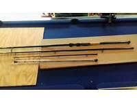 Shimano feeder rod