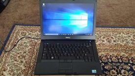 Dell E6410 i5 laptop, 4GB DDR3 RAM, 160GB HD, 14.1 LED Screen, Web Camera, DVD, MS Office, Photoshop