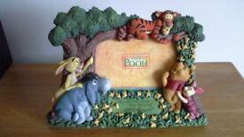 Disney Simply Pooh frame