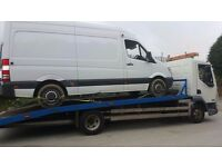 Reliable Breakdown Recovery Service for Luton Van, Mercedes Sprinter in SW