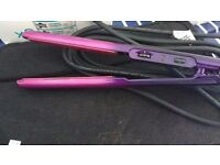Brand new no box babylis hair straightners