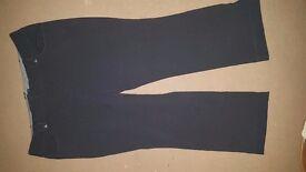 Next Womens Ladies Trousers Suit Size 20
