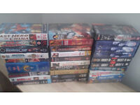 VHS video job lot - new to pristine condition