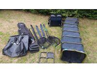Full fishing set up match gear