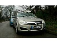 Vauxhall astra Automatic petrol 5doors.