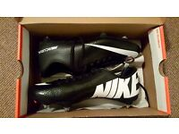 Nike Mercurial football shoes size 8 + spanner