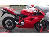 Ducati 1098s not 1098