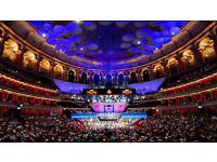 Bowie at BBC Proms (Prom19) Royal Albert Hall London