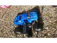 Rc nitro car/truck/buggy Schumacher havoc