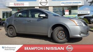 2010 Nissan Sentra 2.0 Auto With Air And Power Pkg Great Starter