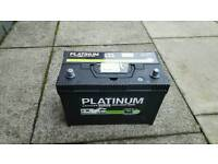110 amp leisure battery