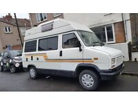 Talbot Autohomes Camelot Motorhome Camper Van Low Mileage For Year