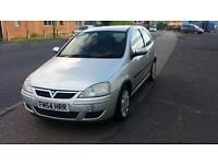 Vauxhall corsa 1.4 automatic low miles