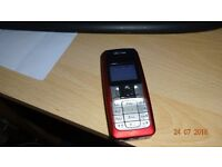 Nokia 2310 with charger T-Mobile EE and Virgin