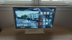 JVC 24 INCH SMART LED TV (FREEVIEW HD)