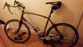 Jamis racer bike carbon fork