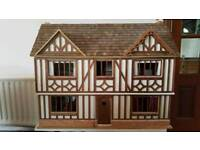 Large Traditional Dolls House