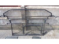 Genuine Freelander 2 full size Dog Guard with escape hatch