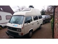 VW T25 'Westfalia' 1989 LHD California High Top