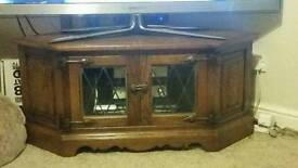 Television cabinet - old charm