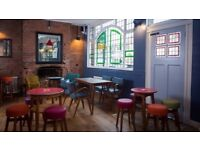 Part time Chef de Partie for a newly opened kitchen in Limehouse!