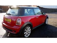 2009 MINI COOPER S - STOP/START TECHNOLOGY 1 PREVIOUS OWNER - JUST BEEN SERVICED - (PART EX WELCOME)