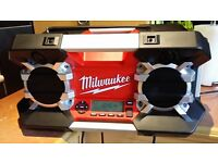 Milwaukee Jobsite Radio - C12-28DCR