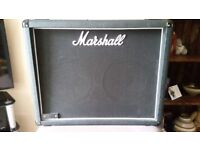 Marshall 1936 2 x 12 stereo cabinet