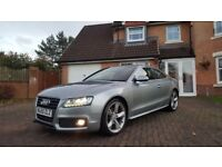 AUDI A5 2.O TDI. S LINE SPECIAL EDITION COUPE MANUAL 6 SPEED