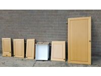 FREE - Various kitchen units/doors