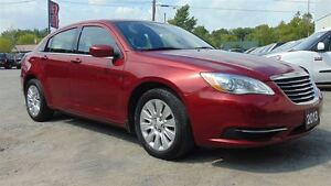 2013 Chrysler 200 LX - CLEAN CARPROOF