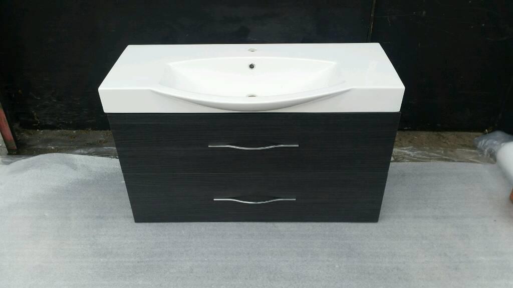 Bathroom Sinks Gumtree vanity unit wall hang bathroom | in merthyr tydfil | gumtree