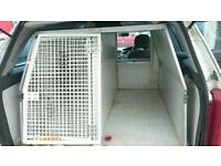Dog cages for Ford focus dog van