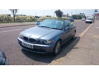 BMW E46 318Ci Convertible automatic