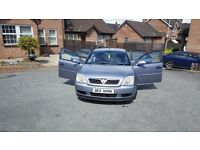 Vauxhall Vectra 2.0 DTI for sale by September 20th MOT