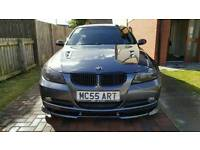 For sale/swap 07 reg bmw 318 only done 72k moted till 06/17 subaru/audi/ford/vauxhall