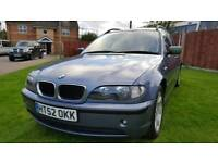 2003 BMW 320d touring manual 165k miles with service history
