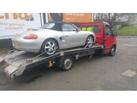 Vehicle Recovery Service.