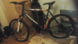 Ridgeback Mx5 mountain bike