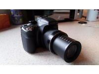 Fugifilm Finepix SL240 bridge camera. Virtually as new.