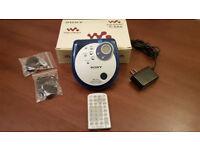 Sony Walkman Model D-E65 (VCD/MP3/CD Discman)