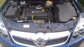 """Vauxhall vectra 2008 sri petrol x pack 19 """" vxr alloys"""