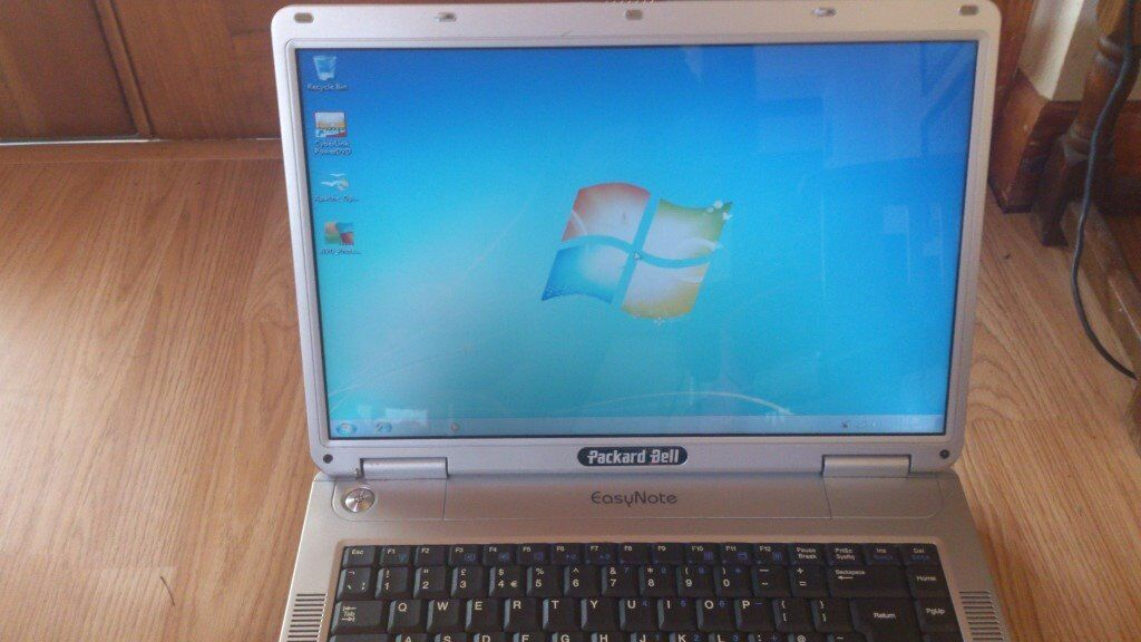 "CHEAP Packard Bell Laptopin Diss, NorfolkGumtree - Packard Bell ""Easy Note"" R1004 Laptop Computer Windows 7 Power Supply included Can be viewed working IP22 2SS Telephone David 07826 203280 (NO TEXT MESSAGES PLEASE)"