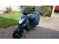 Scooter. Learner legal. Kymco Agility 125